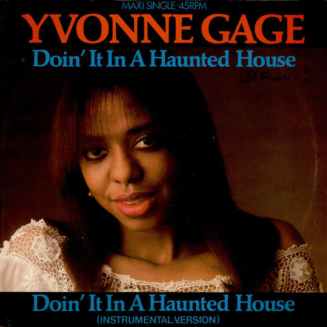 Yvonne Gage - Doin' It In A Haunted House