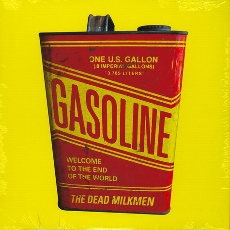 Dead Milkmen - Welcome To The End Of The World