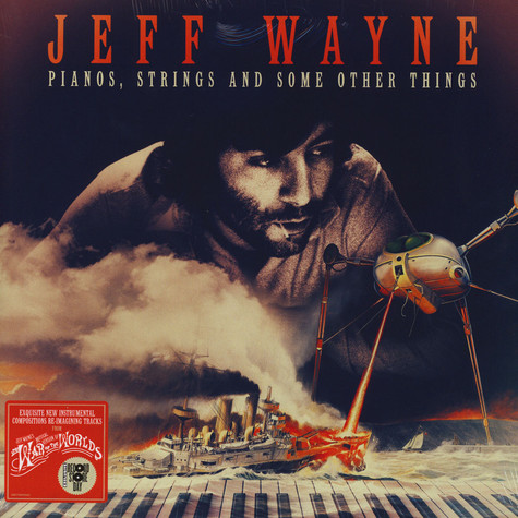 Jeff Wayne - Pianos, Strings And Some Other Things Record Store Day 2019 Edition