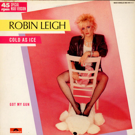 Robin Leigh - Cold As Ice