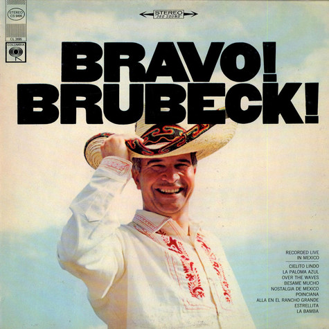 Dave Brubeck Quartet, The - Bravo! Brubeck!