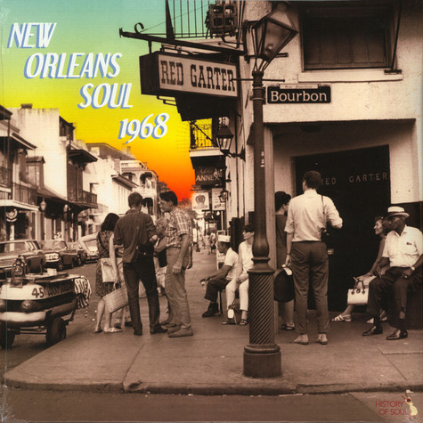 V.A. - New Orleans Soul 68 Record Store Day 2019 Edition
