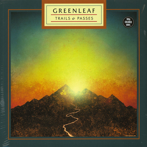 Greenleaf - Trails & Passes Golden Vinyl Record Store Day 2019 Edition