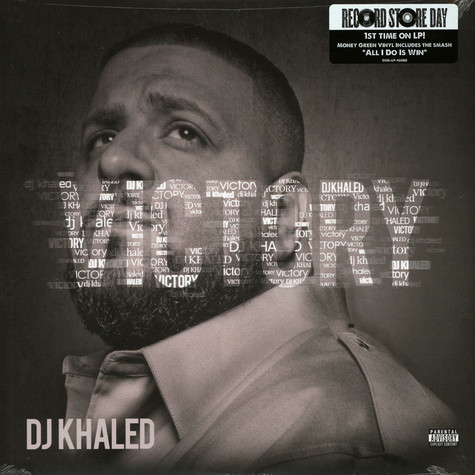 DJ Khaled - Victory Record Store Day 2019 Edition