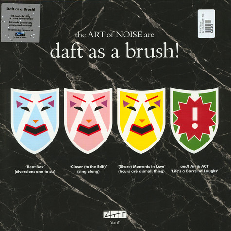 Art Of Noise Daft As A Brush Record Store Day 2019 Edition