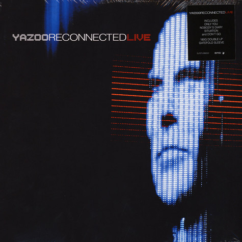 Yazoo - Reconnected Live Record Store Day 2019 Edition