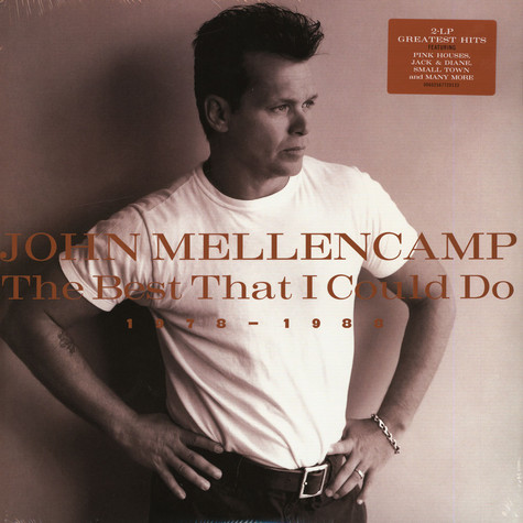 John Mellencamp - The Best That I Could Do 1978-1988 Black Vinyl Edition