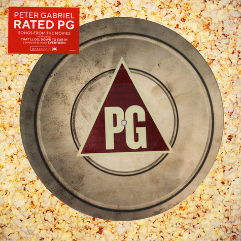 online retailer 44754 2e360 Peter Gabriel. Rated PG Picture Disc Record Store Day 2019 Edition