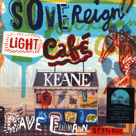 Keane - Disconnected / Sovereign Light Café Colored Vinyl Record Store Day  2019 Edition