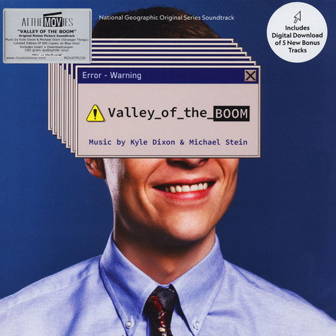 V.A. - OST Valley Of The Boom Coloured Vinyl Edition