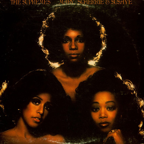 Supremes, The - Mary, Scherrie & Susaye