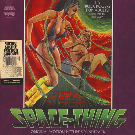 V.A. - OST Space Thing