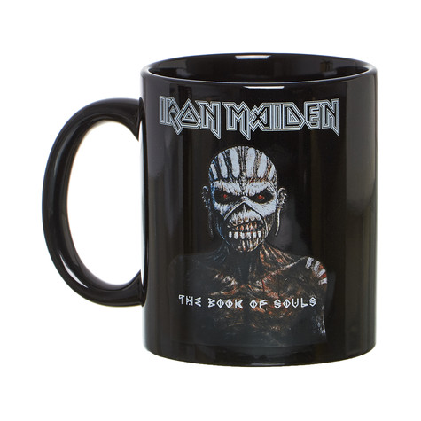 Iron Maiden - Book Of Souls Mug