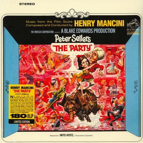 Henry Mancini - OST The Party