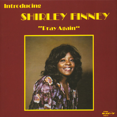 Shirley Finney - Pray Again Record Store Day 2019 Edition