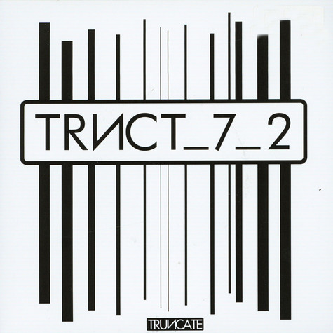 Truncate - Trnct7_2 Record Store Day 2019 Edition