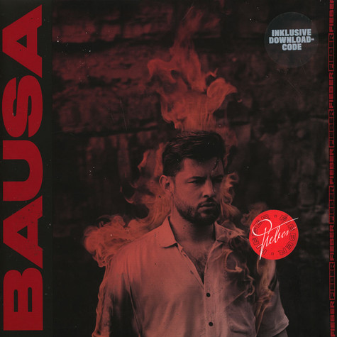 Bausa - Fieber Red Vinyl Edition