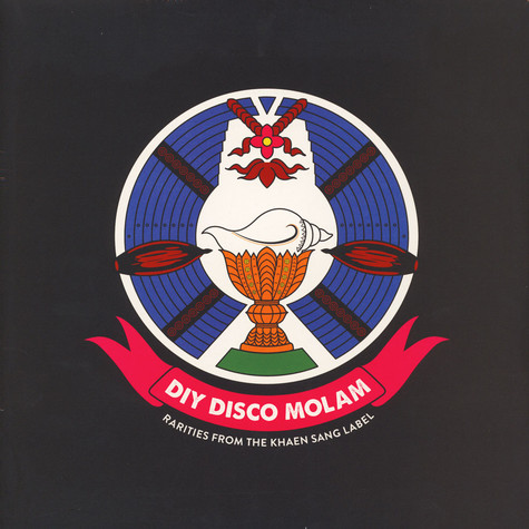 V.A. - Diy Disco Molam Rarities From The Khaen Sang Label