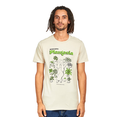 "Mort Garson - Plantasia ""Woman With Her Plants"" T-Shirt"