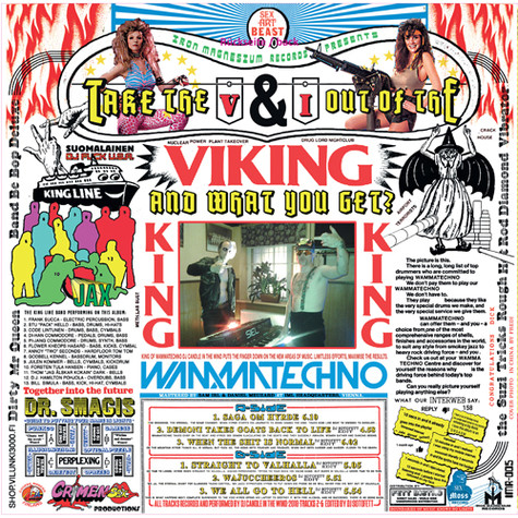 DJ Candle In The Wind - The V & I Out Of Viking And What You Get?