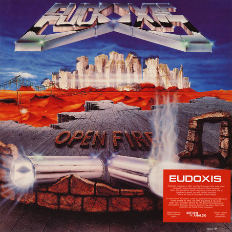 Eudoxis - Open Fire