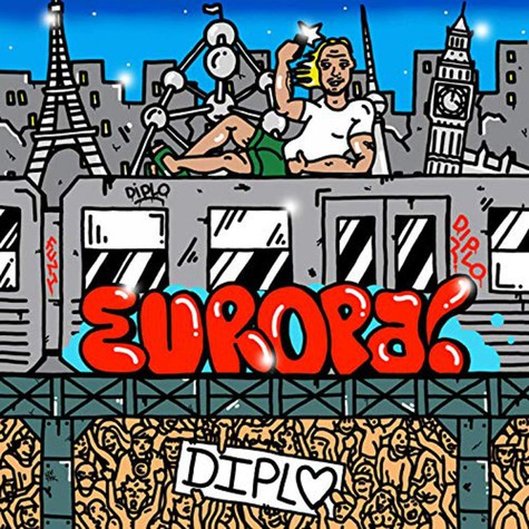 Diplo - Europa Limited Colored Vinyl Edition