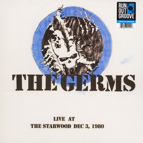 Germs, The - Live At Starwood Dec. 3, 1980