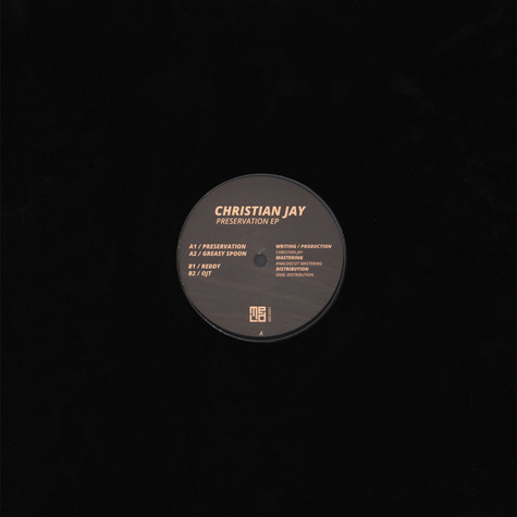 Christian Jay - Preservation EP