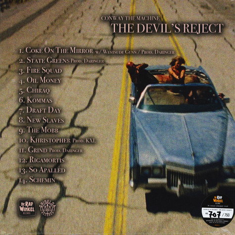 Conway - The Devils Reject