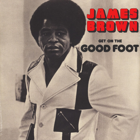 James Brown - Get On The Good Foot 180g Edition