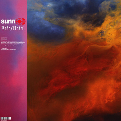 Sunn O))) - Life Metal Black Vinyl Edition