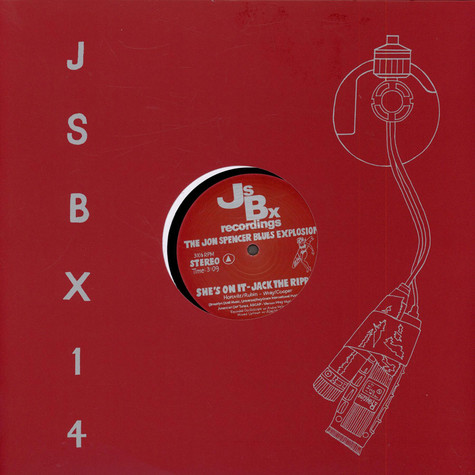 Jon Spencer Blues Explosion, The - She's On It-Jack The Ripper