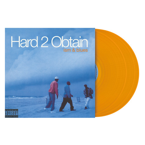 Hard 2 Obtain - Ism & Blues Deluxe Colored Vinyl Edition