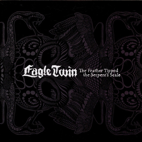 Eagle Twin - Feather Tipped The Serpent Scale