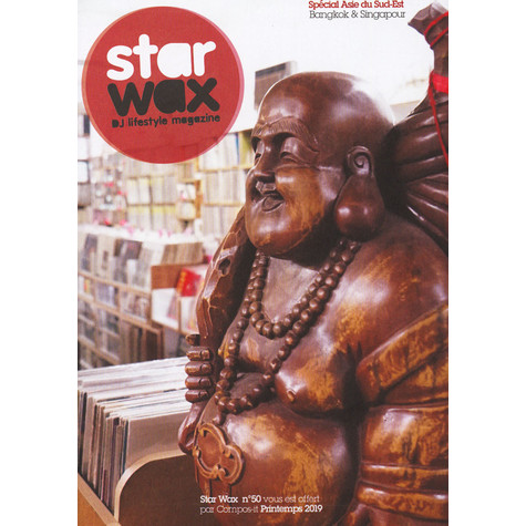 Star Wax Magazine - Issue 50
