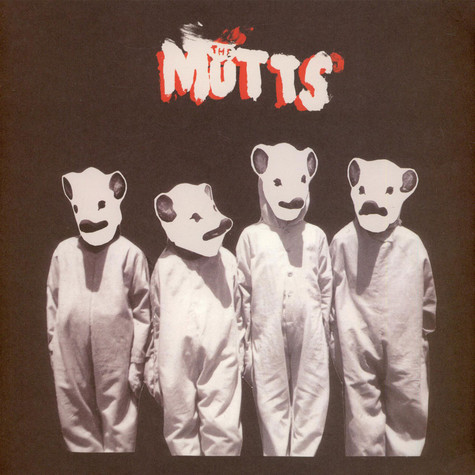 Mutts, The - I Us We You
