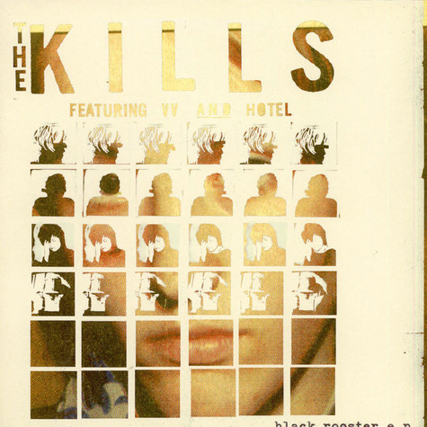 The Kills - Black Rooster EP