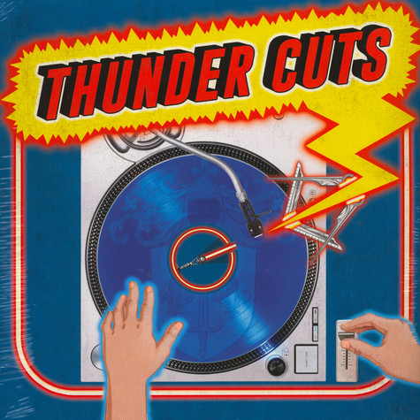 Aeon Seven - Thunder Cuts Blue Vinyl Edition