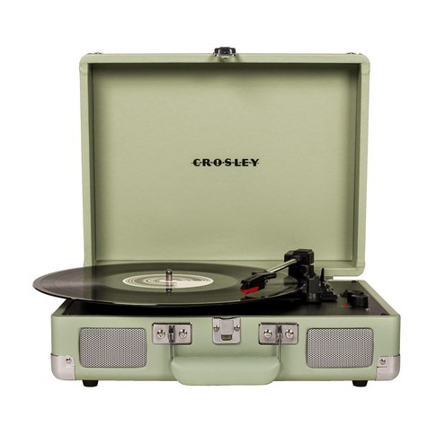 Crosley - Cruiser Deluxe (Bluetooth-In)