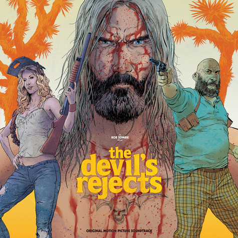 V.A. - OST Rob Zombie's The Devil's Rejects