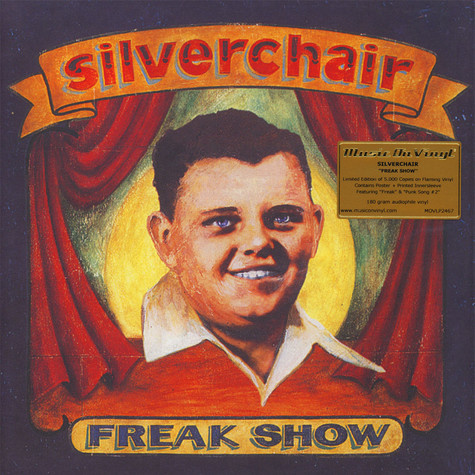 Silverchair - Freak Show Coloured Vinyl Edition