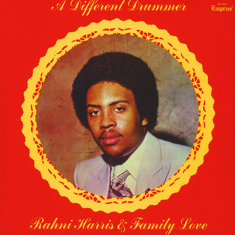 Rahni Harris & Family Love - A Different Drummer