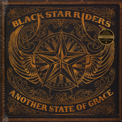Black Star Riders - Another State Of Grace Black Vinyl Edition