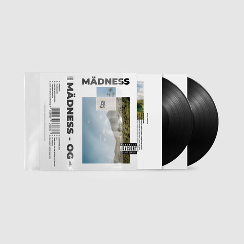 Mädness - OG Limited Deluxe Vinyl Edition