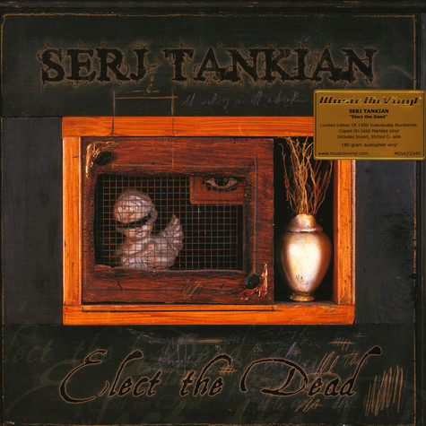 Serj Tankian - Elect The Dead Colored Vinyl Version