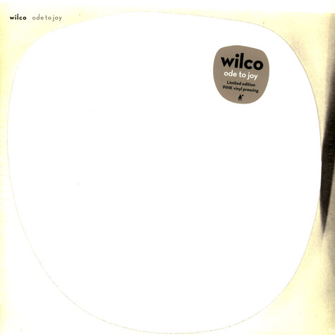 Wilco - Ode To Joy Pink Vinyl Edition