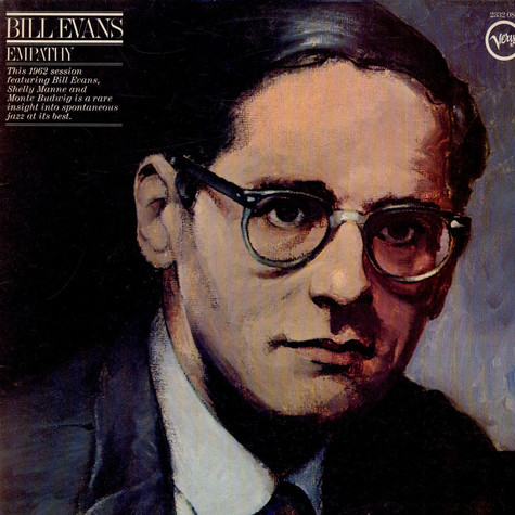 Bill Evans with Monty Budwig and Shelly Manne - Empathy