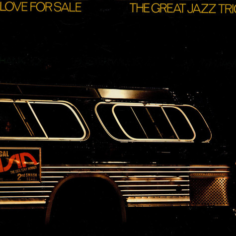 Great Jazz Trio, The - Love For Sale