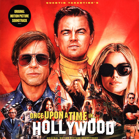 V.A. - OST Quentin Tarantino's Once Upon A Time In Hollywood