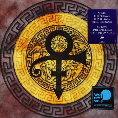 Prince - The Versace Experience Prelude 2 Gold Purple Vinyl Edition